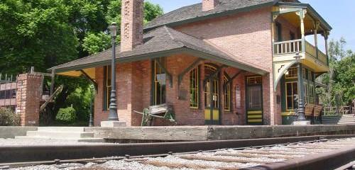 Santa Anita Depot Tour The Arboretum