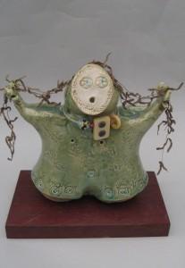ceramics JBagish - Haniwa2