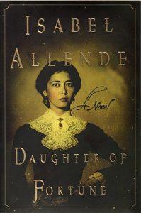 Cover of Daugheter of Fortune daughter-en